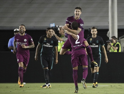 Bale 'mat hut' khi Real tham bai 1-4 truoc Man City hinh anh 12