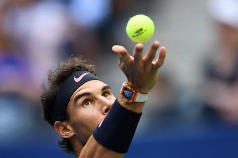 Nadal va vat bat ly than gan 1 trieu USD chinh phuc US Open hinh anh 3