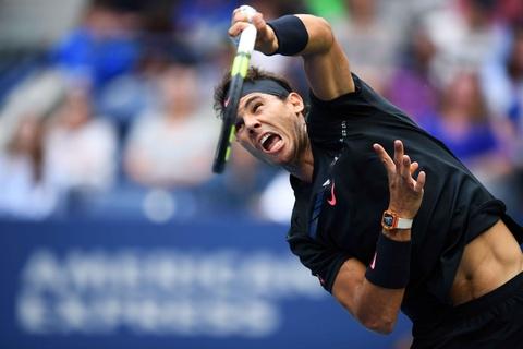 Nadal va vat bat ly than gan 1 trieu USD chinh phuc US Open hinh anh 5