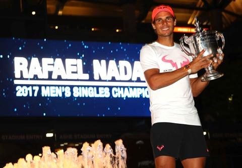 Nadal va vat bat ly than gan 1 trieu USD chinh phuc US Open hinh anh 11