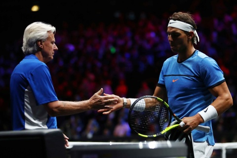 Nadal phan khich om Federer - nguoi hung giup tuyen chau Au vo dich hinh anh 2