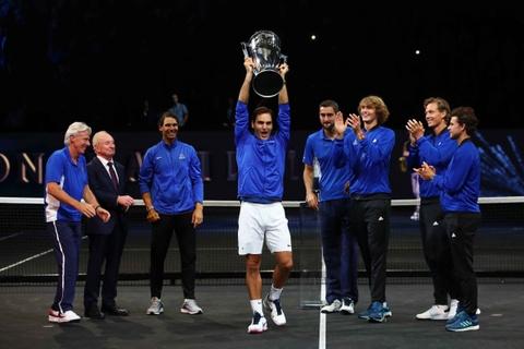 Nadal phan khich om Federer - nguoi hung giup tuyen chau Au vo dich hinh anh 12