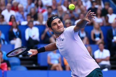 Federer gianh danh hieu dau tien trong nam moi hinh anh 5