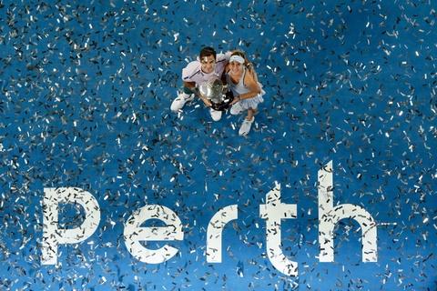 Federer gianh danh hieu dau tien trong nam moi hinh anh 9