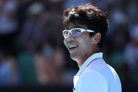 Tay vot Han Quoc lap ky tich vao ban ket Australian Open hinh anh