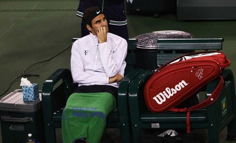 Highlights Federer 2-0 Delbonis hinh anh