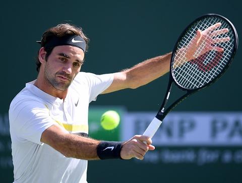 Highlights Federer 2-0 Krajinovic hinh anh