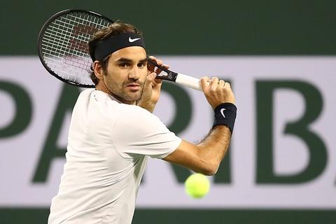 Nhung pha danh hay nhat tran tu ket: Federer vs Hyeon Chung hinh anh