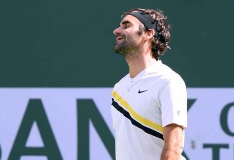 Bo lo 3 co hoi vo dich, Federer vuot danh hieu Indian Wells hinh anh