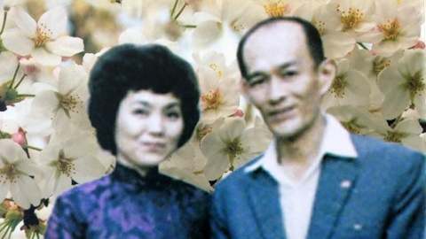 Nguoi vo Nhat cua Luong Dinh Cua hinh anh
