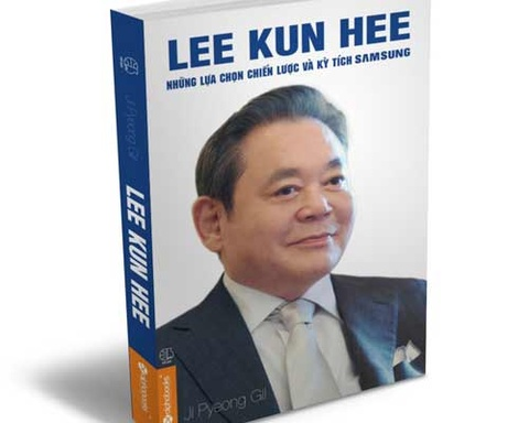 Lee Kun Hee - Lua chon chien luoc va ky tich Samsung hinh anh