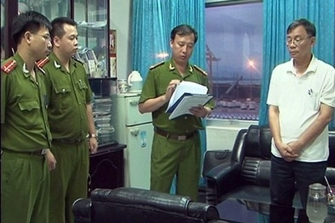 Tam dinh chi Pho tong giam doc Vinalines Vu Khac Tu hinh anh