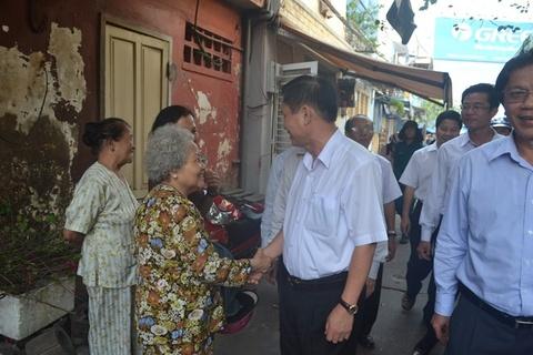 Lanh dao Da Nang hop dan lay y kien xoa khu o chuot hinh anh