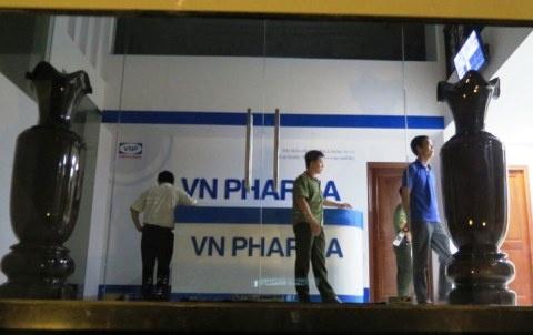 Bat Pho tong giam doc cong ty VN Pharma hinh anh