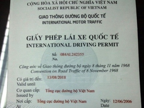 international driving permit hinh anh