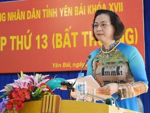 Chu tich Yen Bai duoc bau lam Bi thu Tinh uy hinh anh