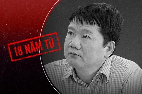 Ai duoc giam an trong phien xu phuc tham ong Dinh La Thang? hinh anh