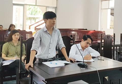 Truy to oan mot cong dan, VKS boi thuong 356 trieu dong hinh anh