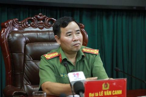 Cong an tinh Ha Giang cong bo bat tam giam nguoi sua hon 300 bai thi hinh anh