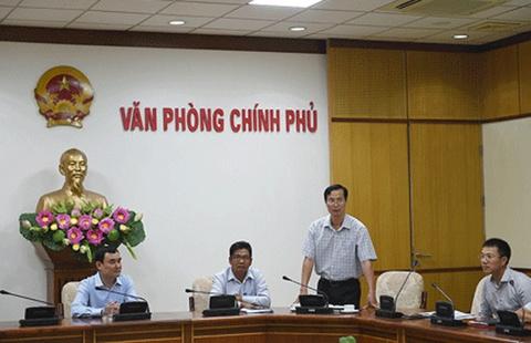 Ong Do Ngoc Huynh duoc bo nhiem lam Tro ly Thu tuong hinh anh