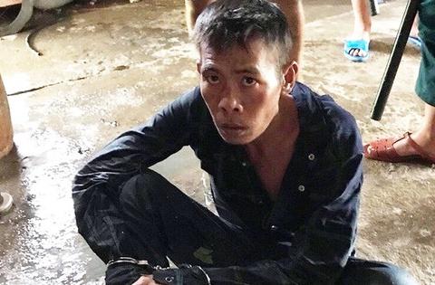 Tron trai giam o Tien Giang, bi hinh su quan 9 bat giu hinh anh