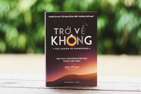 'Tro ve Khong' - sach neu phuong phap dat binh an hinh anh