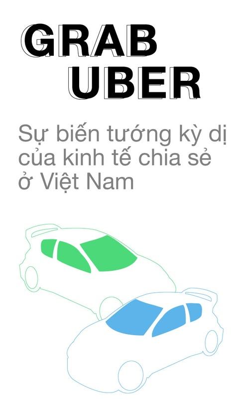Uber, Grab va su bien tuong cua kinh te chia se o Viet Nam hinh anh 1