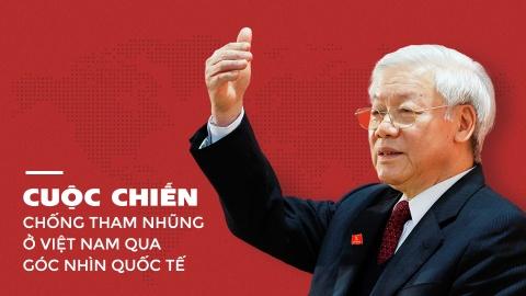 Cuoc chien chong tham nhung o Viet Nam qua goc nhin quoc te hinh anh 1