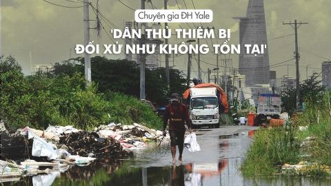 Chuyen gia tu DH Yale: 'Dan Thu Thiem bi doi xu nhu khong ton tai' hinh anh 1
