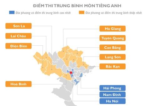 Ha Giang co pho diem 'rang cua' bat thuong, TP.HCM hon 2.000 diem 0 hinh anh