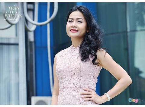 Tran Uyen Phuong: Nguoi phu nu be nho 'dau' lai ga khong lo hinh anh 11