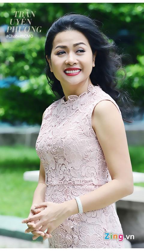 Tran Uyen Phuong: Nguoi phu nu be nho 'dau' lai ga khong lo hinh anh 17