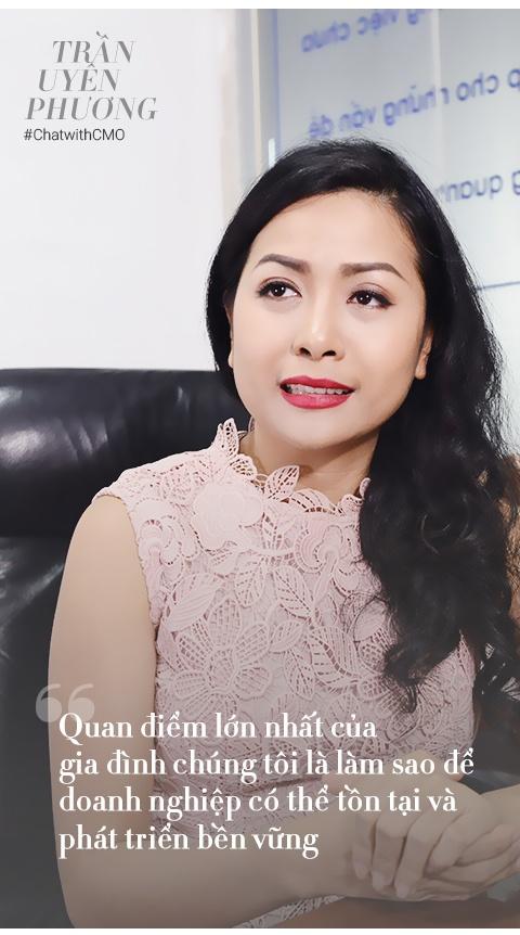 Tran Uyen Phuong: Nguoi phu nu be nho 'dau' lai ga khong lo hinh anh 12