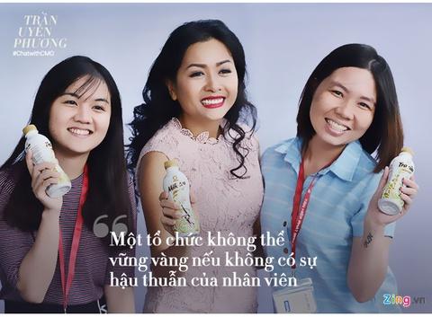 Tran Uyen Phuong: Nguoi phu nu be nho 'dau' lai ga khong lo hinh anh 18