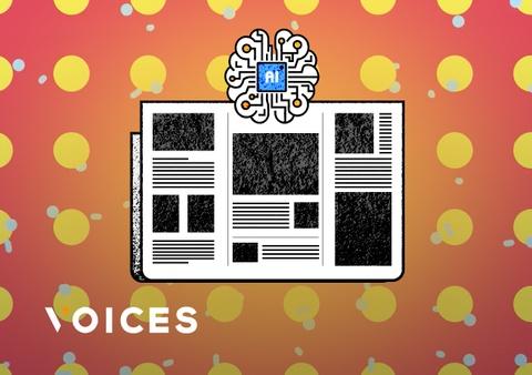 Robot, trí tuệ nhân tạo đang đe doạ tương lai báo chí?