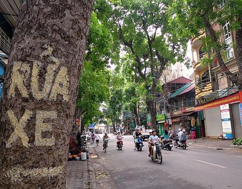 Nhung dieu khien Ha Noi thu hut du khach nuoc ngoai hinh anh 7