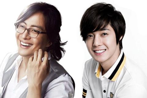 Kim Hyun Joong noi ve tin don dong tinh voi Bae Yong Joon hinh anh