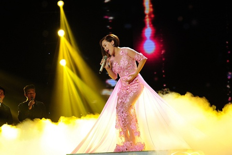 X-Factor 2014: Khan gia xem gi ngoai giong hat hinh anh