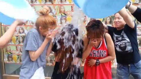 BESTie thuc hien Ice Bucket Challenge hinh anh