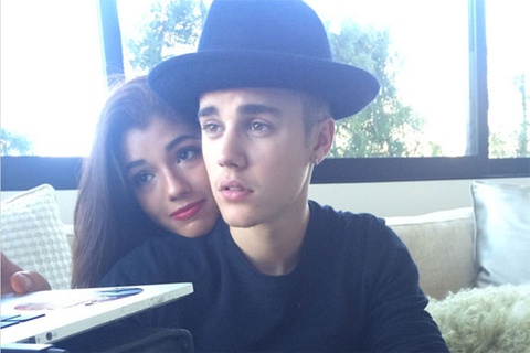 Justin Bieber len lut qua lai voi nguoi mau sau lung Selena hinh anh