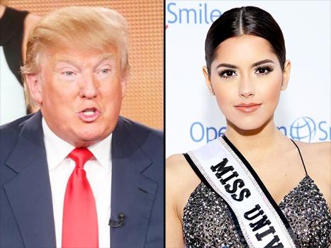 Donald Trump miet thi Hoa hau Hoan vu la 'ke dao duc gia' hinh anh