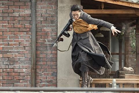 Phim bom tan cua Jun Ji Hyun bi kien an cap y tuong hinh anh
