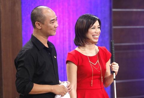 Giam khao Christine Ha - Pham Tuan Hai nhan xet ve Vua dau bep 3 hinh anh