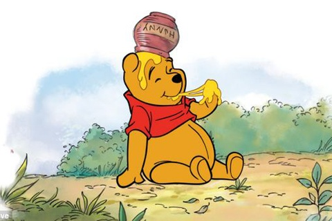 Su that ve chu gau noi tieng nhat the gioi Winnie the Pooh hinh anh