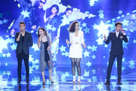 Top 4 The Remix hat 'Duong toi dinh vinh quang' hinh anh
