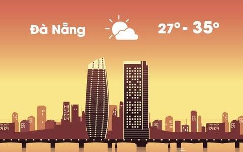 Thoi tiet ngay 31/7: Da Nang nang nong, Ha Noi mua dong hinh anh