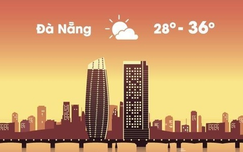 Thoi tiet ngay 19/8: Da Nang nong 36 do C, Sai Gon co mua lon hinh anh