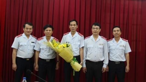 Nhan su moi Van phong Chinh phu, Bo Xay dung, Thanh tra Chinh phu hinh anh
