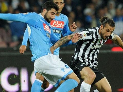 Napoli 2-0 Juventus: Cu soc lon hinh anh