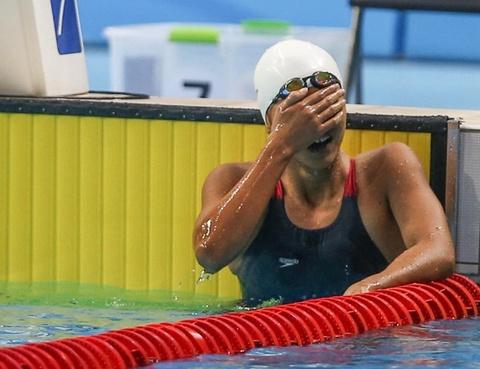Khoanh khac Anh Vien gianh HCV Olympic tre 2014 hinh anh
